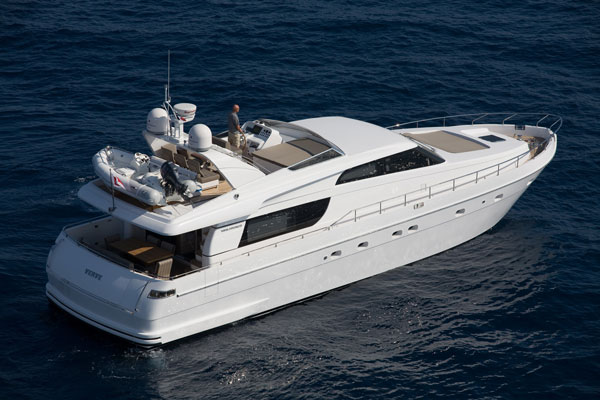The Sanlorenzo SL62 is the entry-level model of the range of motoryacht in ...