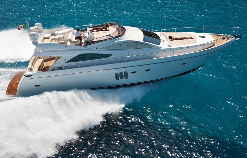 Abacus 62 (Fly / Motor Yacht)