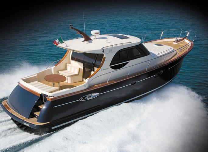 Abati Yachts 46 Newport (Lobster)