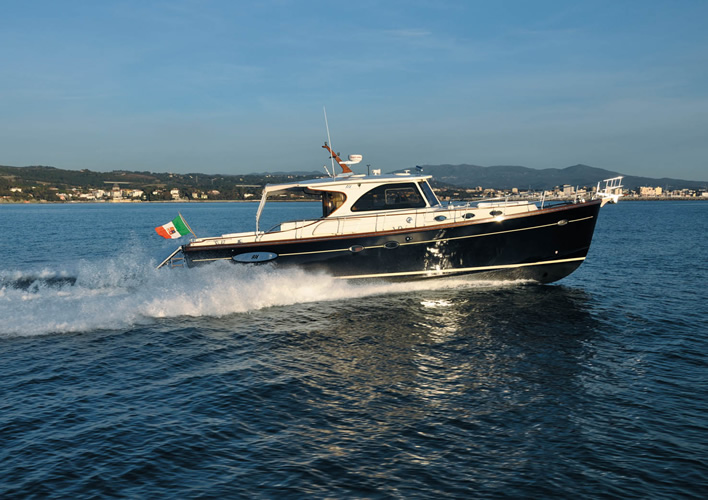 Abati Yachts 55 Portland (Trawler)