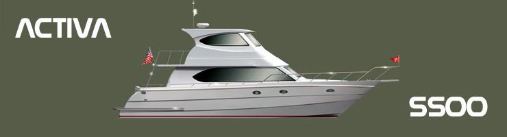 Activa Yachts 5500 (Fly / Motor Yacht)
