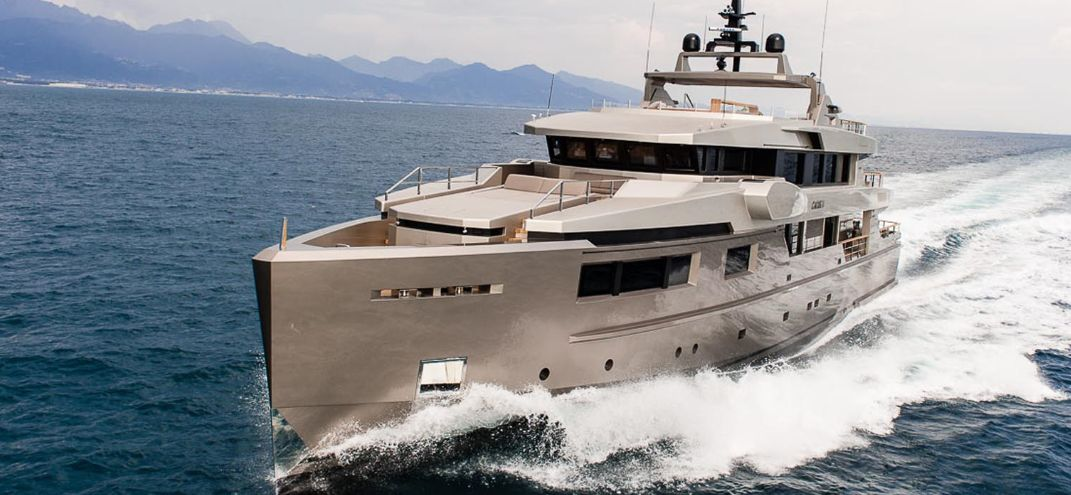 Admiral Impero 40 <strong>Cacos V</strong> (Motor Yacht)