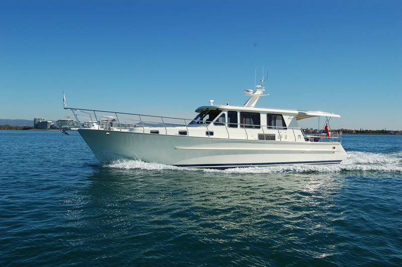 Alaska Motor Yachts 46 Sedan (Motor Yacht)