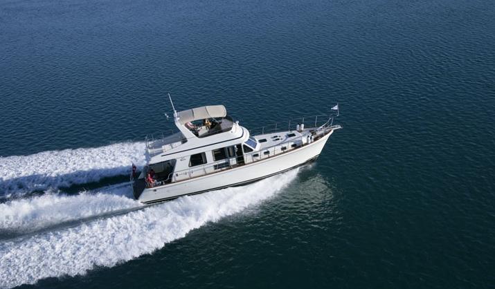 Alaska Motor Yachts 48 Fly Euro (Fly / Motor Yacht)