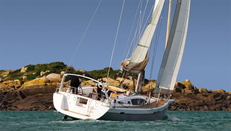 Allures Yachting 45 (Voilier)