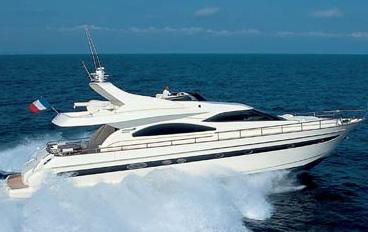 Astondoa 72 GLX (Fly / Motor Yacht)