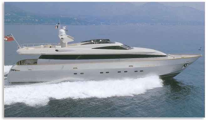 Baglietto Fastline 30M (Motor Yacht)