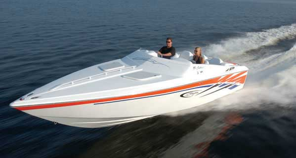 Baja 25 Outlaw SST Classified Ad - Gonzales Motor Boats For Sale .