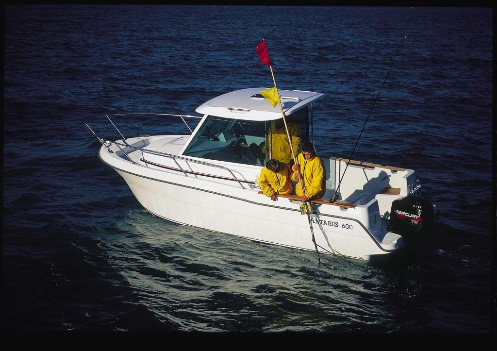 Bénéteau Antares 600 HB (Pêche Promenade)