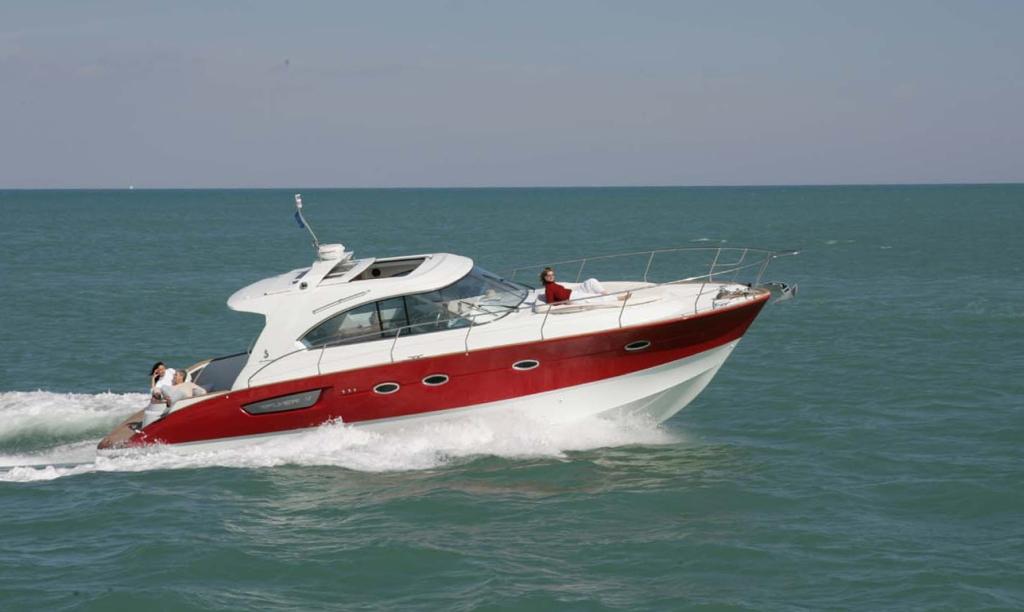 Bénéteau Flyer 12 (Power Boat)