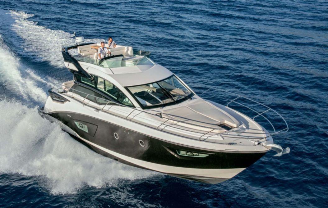 Bénéteau Gran Turismo 50 (Fly / Motor Yacht)