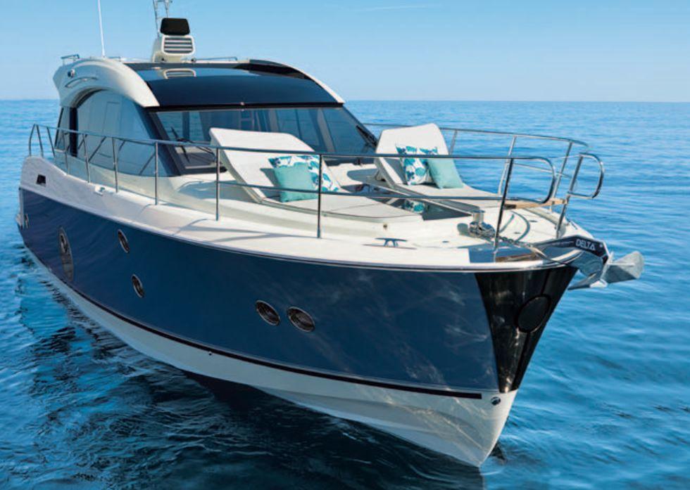 Bénéteau Monte Carlo 5S (Motor Yacht)