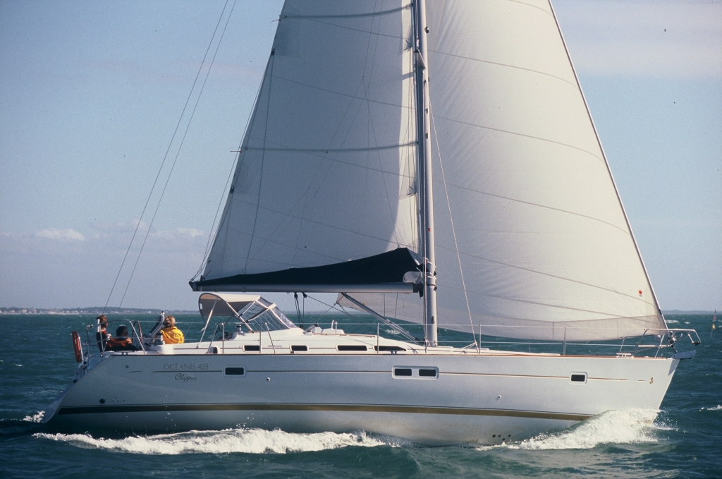 Bénéteau Oceanis Clipper 423 (Voilier)