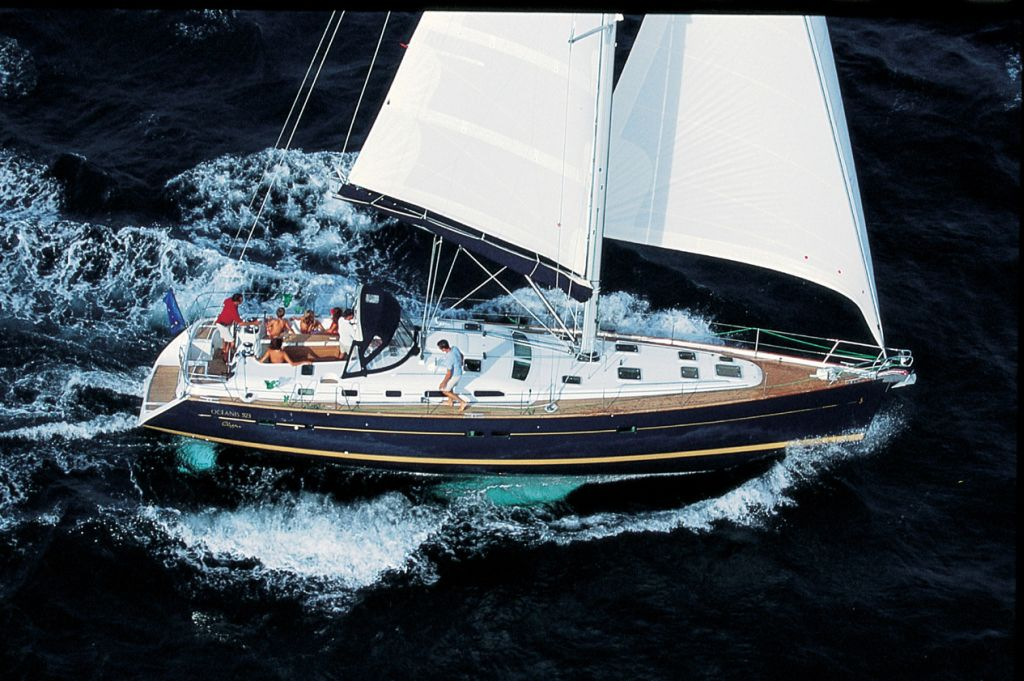 Bénéteau Oceanis Clipper 523 (Voilier)