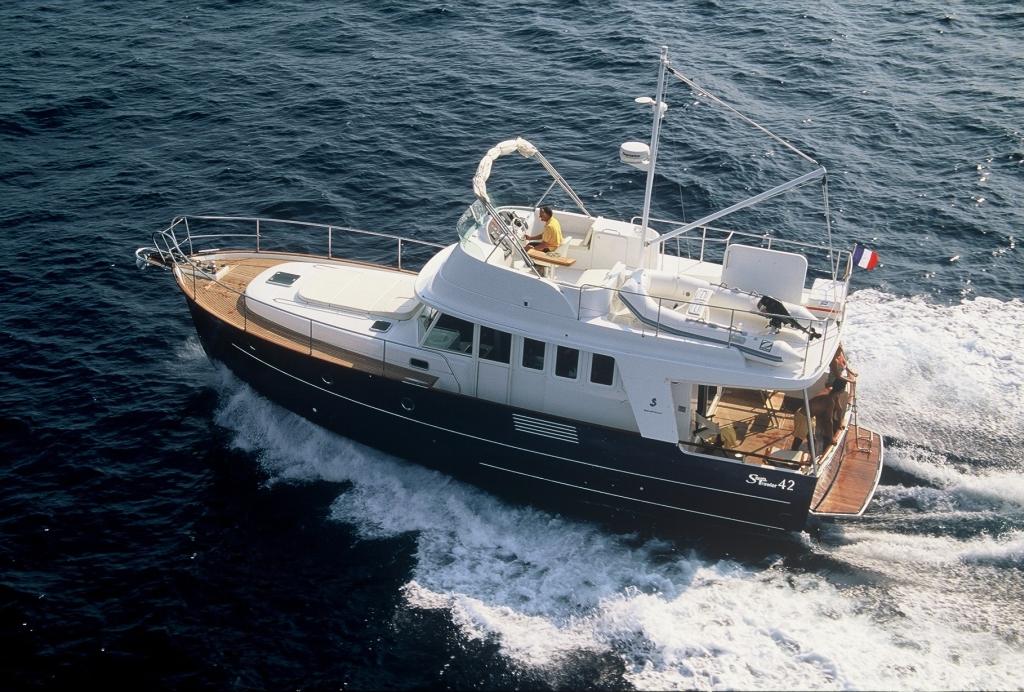 Bénéteau Trawler TY42 (Trawler)