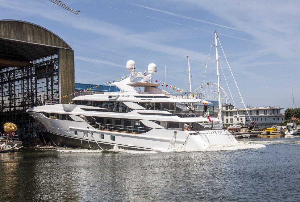 Benetti <strong>Blake</strong> (Motor Yacht)