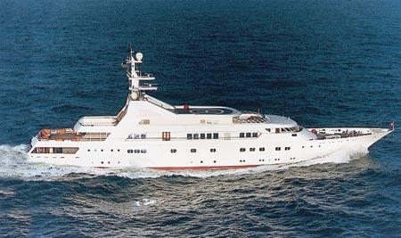 Blohm & Voss <strong>Golden Odyssey</strong> (Motor Yacht)