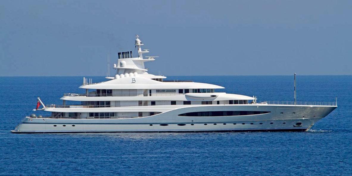 Blohm & Voss <strong>Mayan Queen IV</strong> (Motor Yacht)