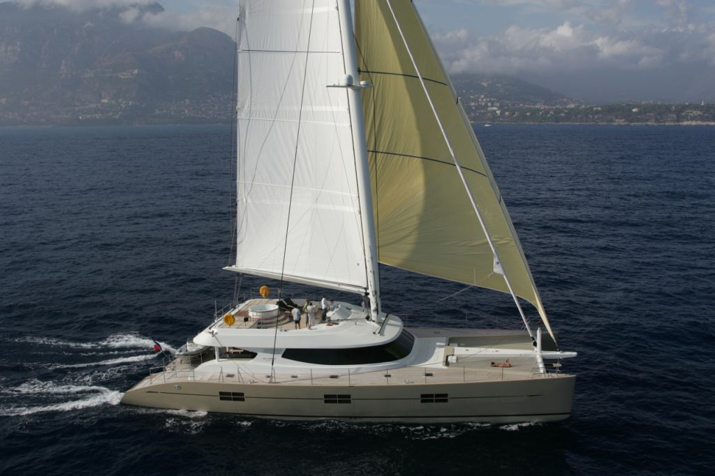 Yachts Industries Blubay 95 (Voilier)