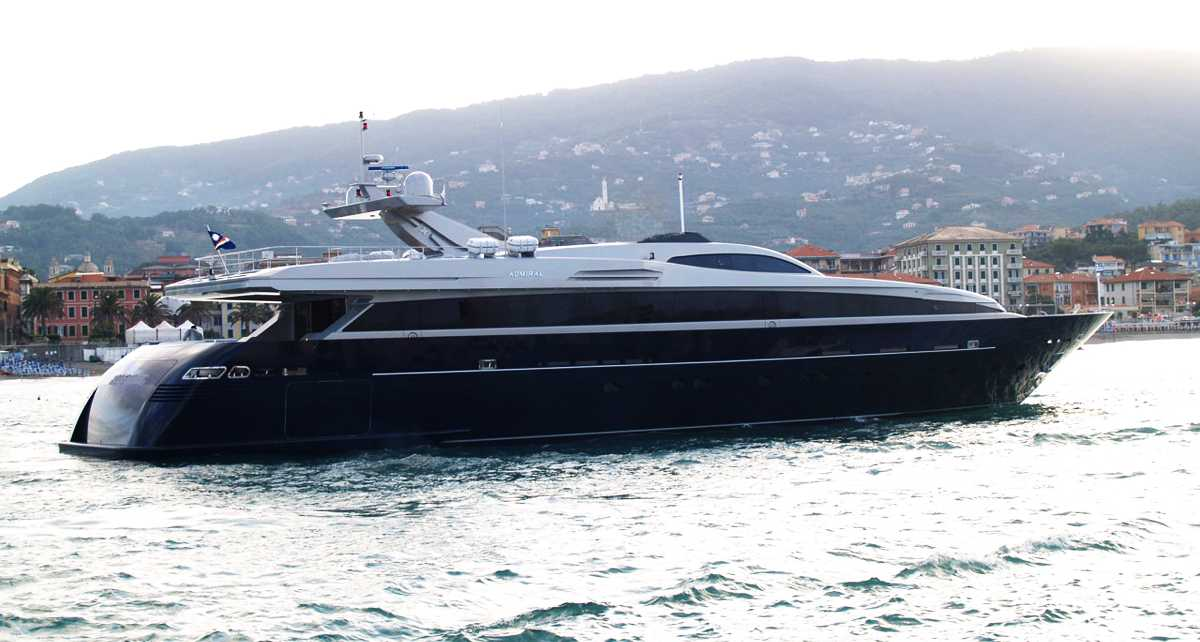 CNL Admiral 42 <strong>Blue Eyes</strong> (Motor Yacht)