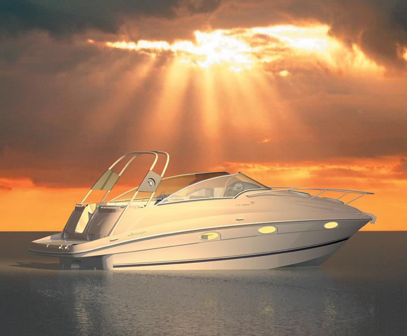 Campion Boats Allante LX 825i (Open)