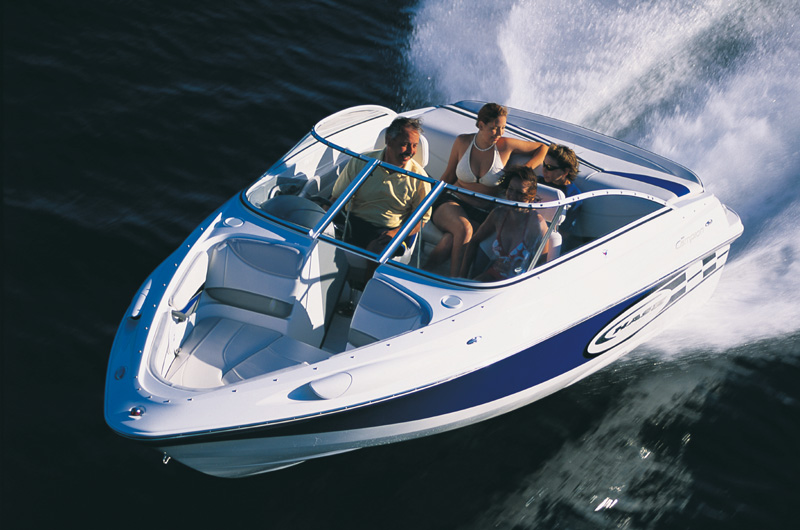 Campion Boats Chase 550i BR (Day cruiser)