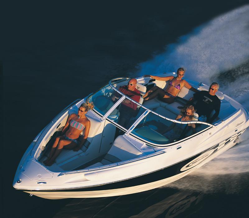 Campion Boats Chase 650i (Day cruiser)