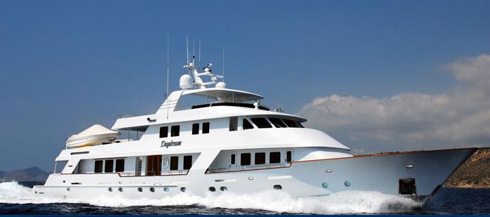 Christensen Shipyards <strong>Daydream</strong> (Motor Yacht)