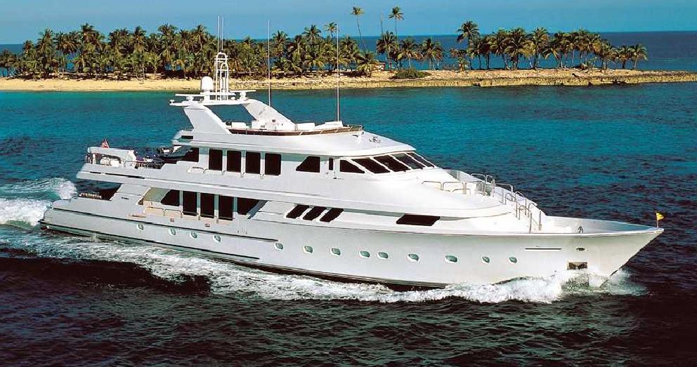 Christensen Shipyards <strong>Namoh</strong> (Motor Yacht)