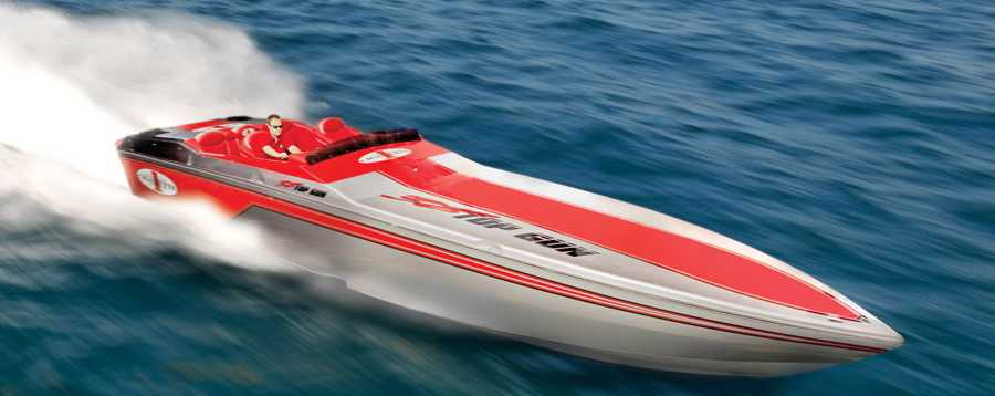 Cigarette Racing 38 Top Gun (Sport)