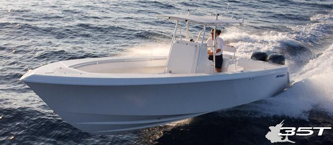 Contender 35 ST (Pêche)