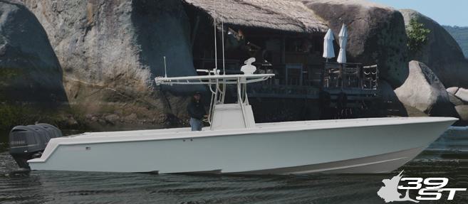 Contender 39 ST (Pêche)