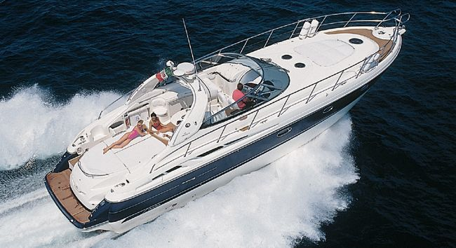 Cranchi Mediterranée 50 (Open / Motor Yacht)