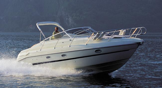 Cranchi Zaffiro 28 (Day cruiser)