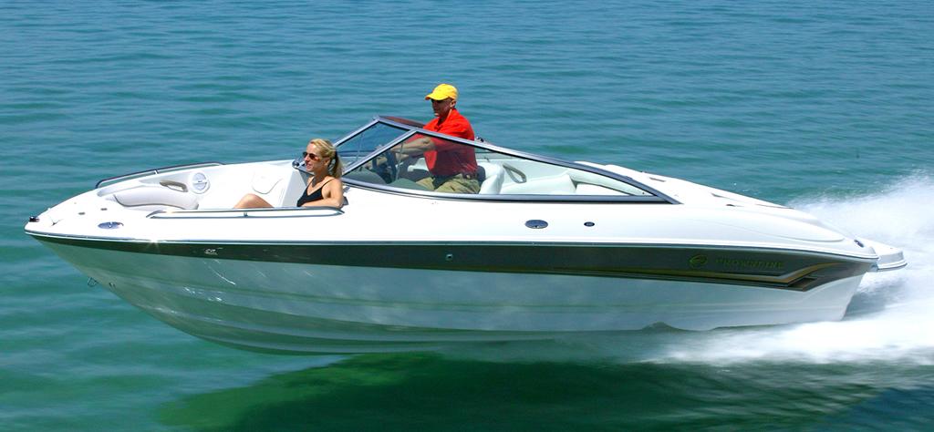 Crownline 210 LX (Day cruiser)
