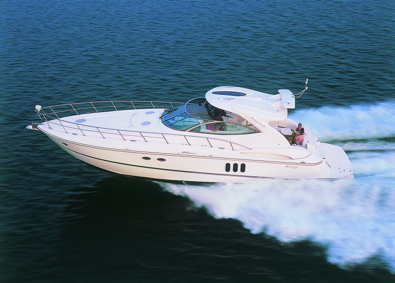 Express cruiser yachts are planned ...
