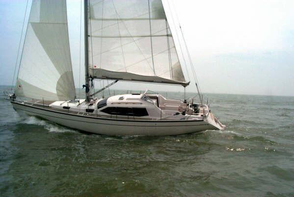 Dehler 41 DS (Sailing Yacht)