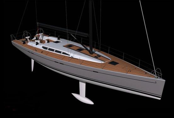 Dehler 60 (Sailing Yacht)