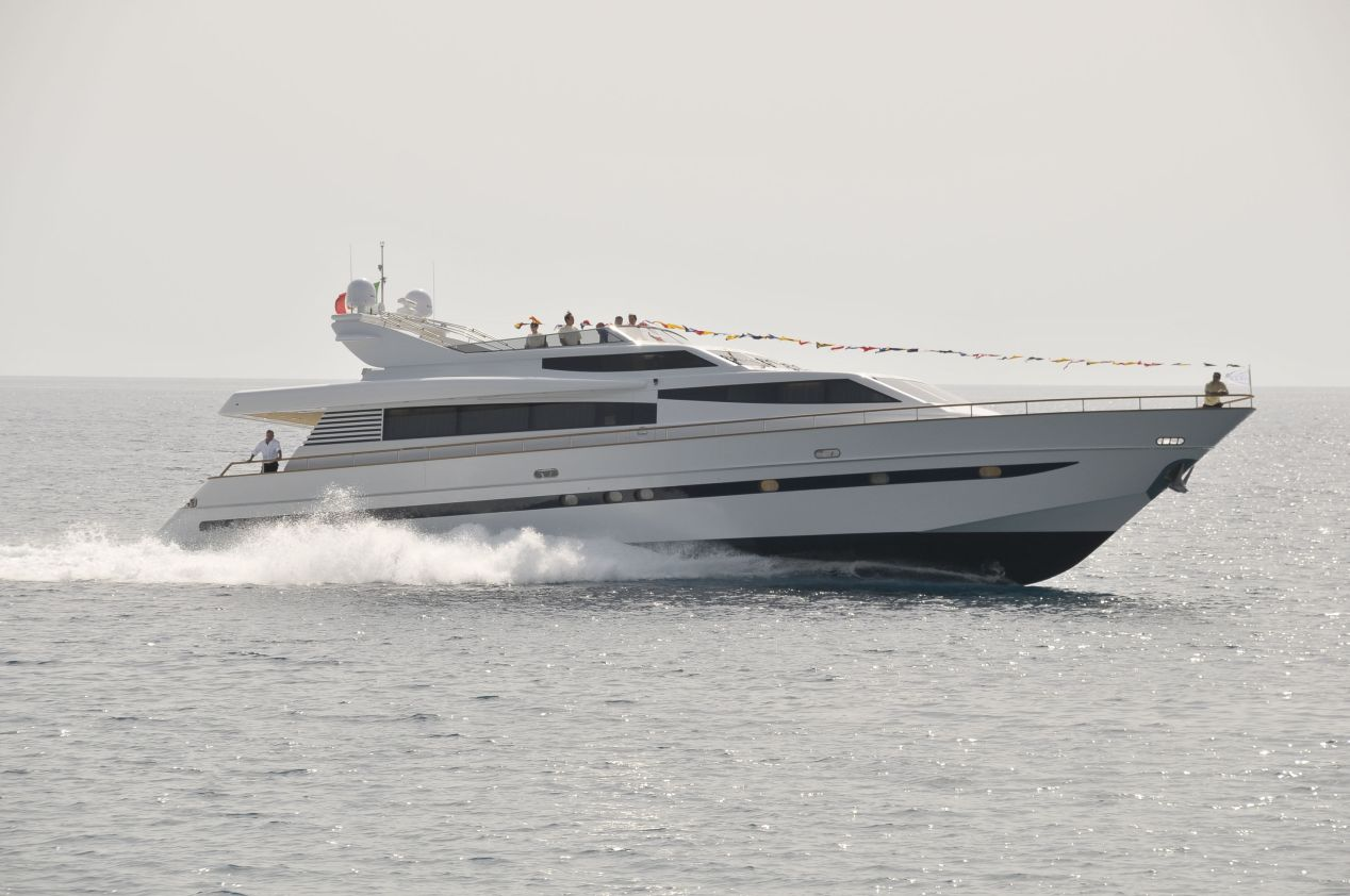 Diano 27 M <strong>Bliss</strong> (Motor Yacht)