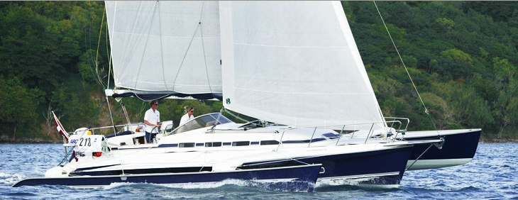 Quorning Boats Dragonfly 1200 (Sailing Yacht)