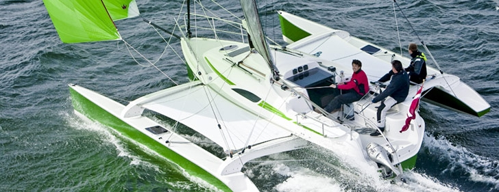 Quorning Boats Dragonfly 28 (Sailing Yacht)