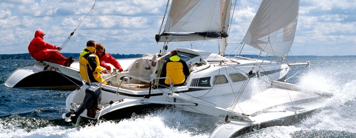 Quorning Boats Dragonfly 920 (Sailing Yacht)