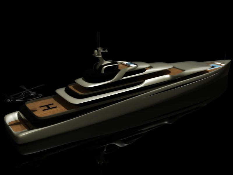 Oceanco ES117 (Motor Yacht)