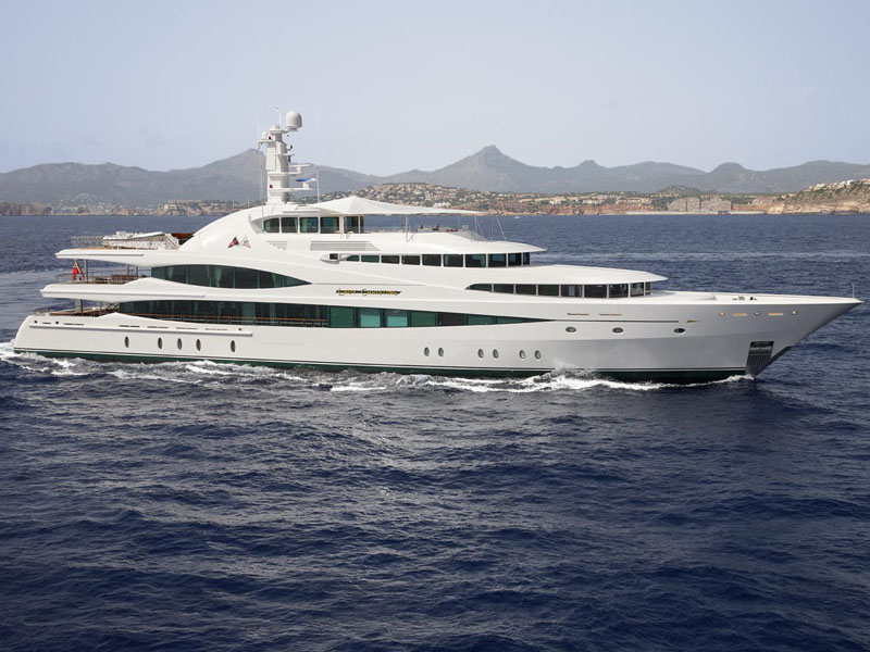 Feadship <strong>Lady Christine</strong> (Motor Yacht)