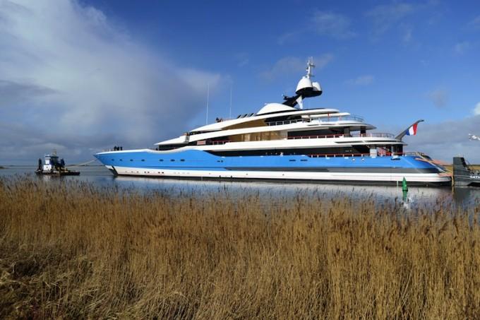 Feadship <strong>Madame Gu</strong> (Motor Yacht)