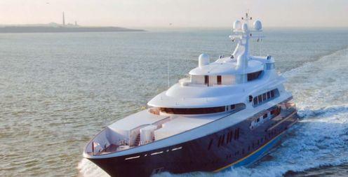 Feadship <strong>Pestifer</strong> (Motor Yacht)