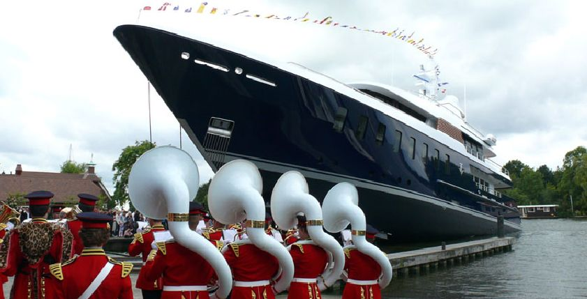 Feadship <strong>TV</strong> (Motor Yacht)