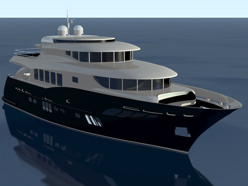 Filippetti Yacht Navetta 26 (Motor Yacht)