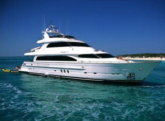 Horizon Yachts <strong>Maximus II</strong> (Motor Yacht)