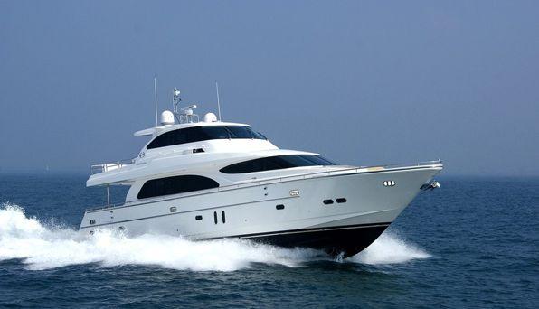 Horizon Yachts E78 (Fly / Motor Yacht)